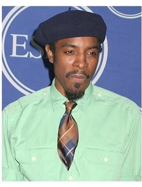 Andre 3000 of OutKast, presenter