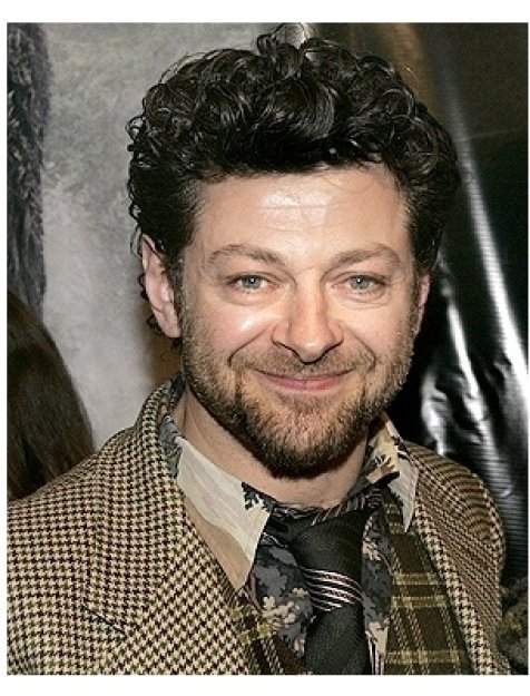 King Kong Premiere Photos: Andy Serkis