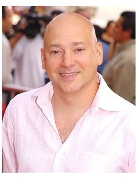 "Evan Handler at the ""Anchorman"" premiere"