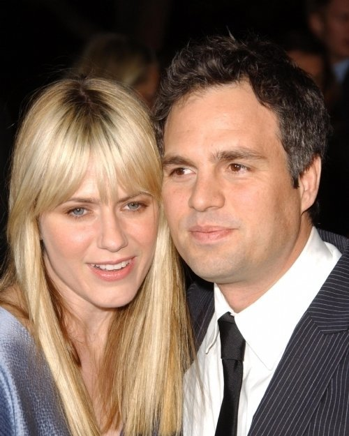 Sunrise Ruffalo and Mark Ruffalo