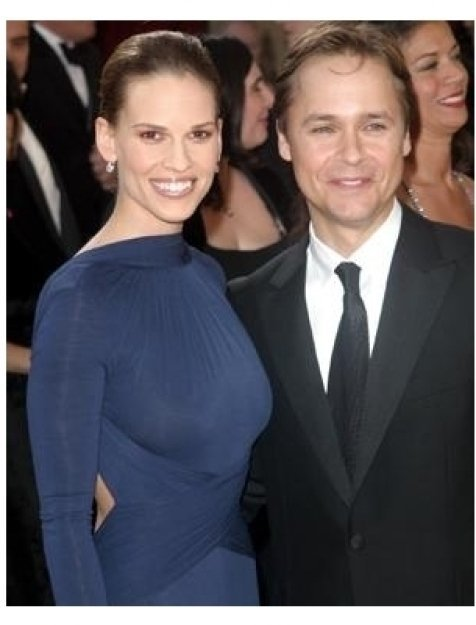 77th Annual Academy Awards RC: Hilary Swank and Chad Lowe