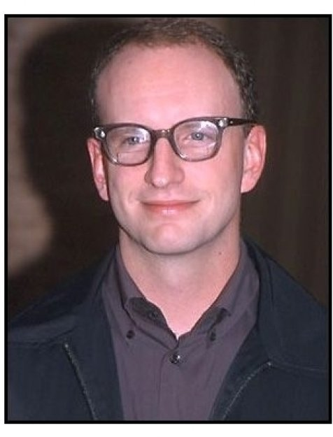 Steven Soderbergh at the Way of the Gun premiere