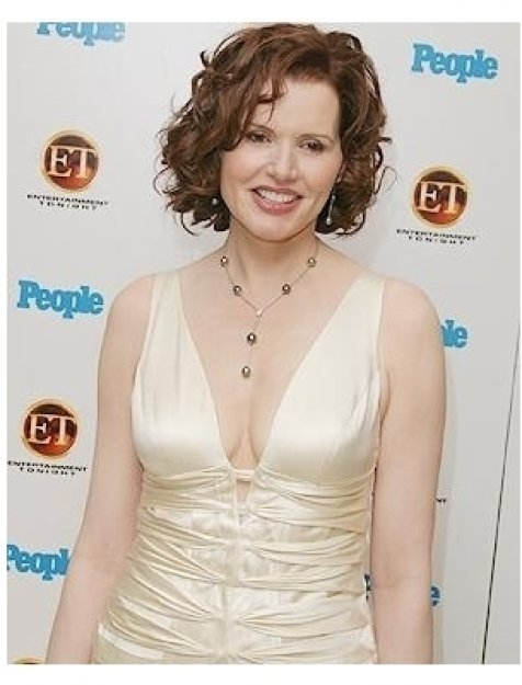 Entertainment Tonight and People Magazine Celebrate The 57th Annual Emmy Awards Party Photos: Geena Davis