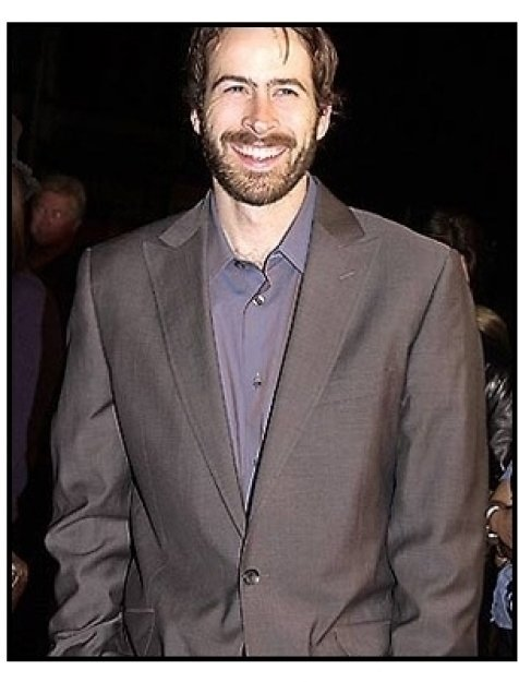 Jason Lee at the Heartbreakers premiere
