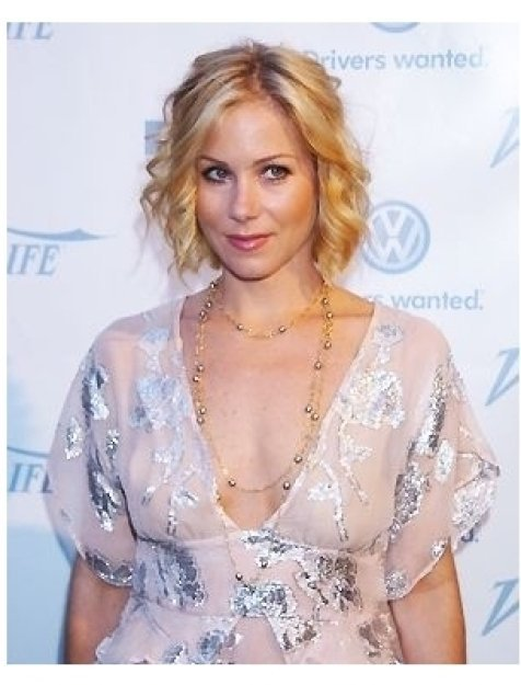 Christina Applegate at V Life's Emmy Nominee Photo Portfolio Party