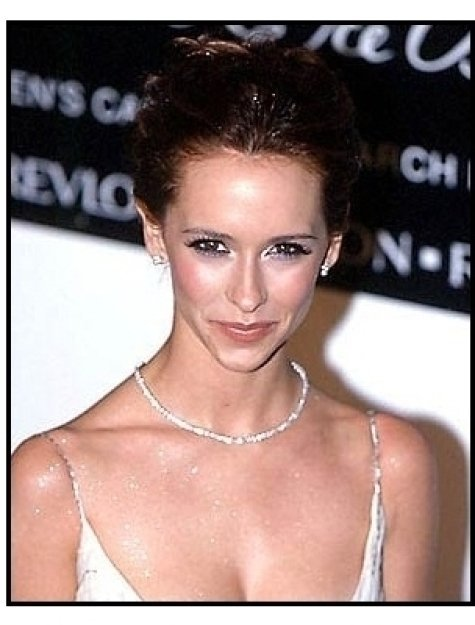 Jennifer Love Hewitt at the 2000 Fire and Ice Ball