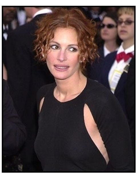 Julia Roberts at the 2002 Academy Awards
