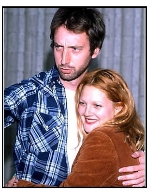 "Tom Green and Drew Barrymore at the ""Loser"" Premiere"