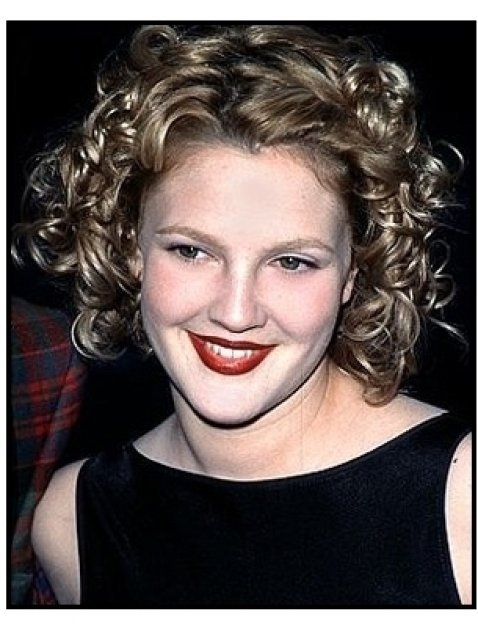"Drew Barrymore at the ""Ever After"" Premiere"