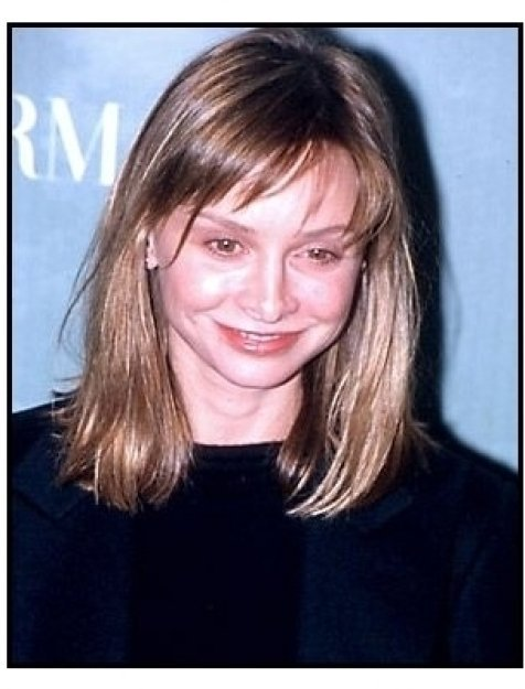 Calista Flockhart at the 2000 Premiere Magazine Icon Awards