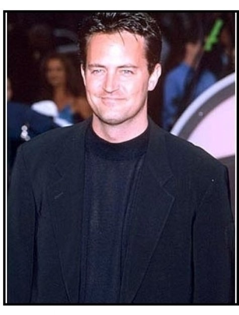 "Matthew Perry at the ""Me, Myself & Irene"" Premiere"