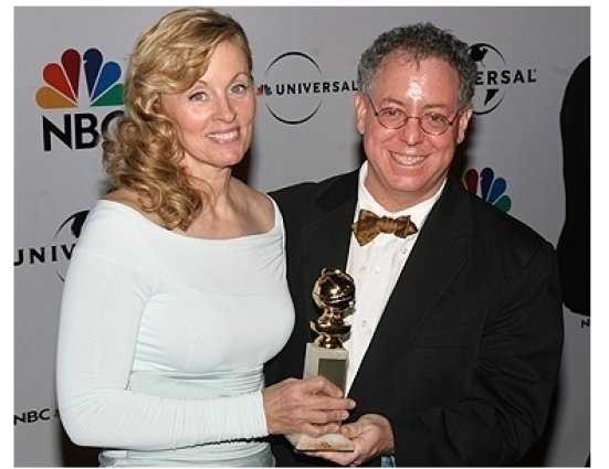 NBC Universal GG After Party Photos: Diana Ossana and James Schamus