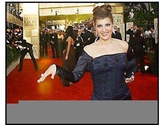 2003 Golden Globe Awards: Nia Vardalos