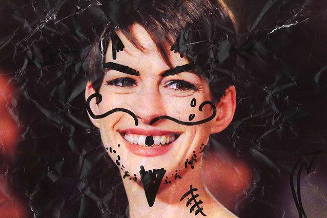 Anne Hathaway Hatred