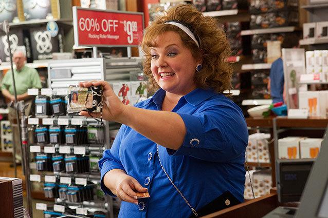 Melissa McCarthy in Identity Thief