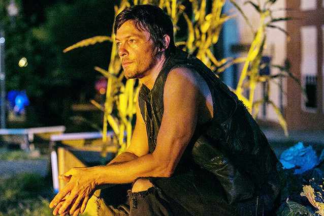 The Walking Dead Norman Reedus interview