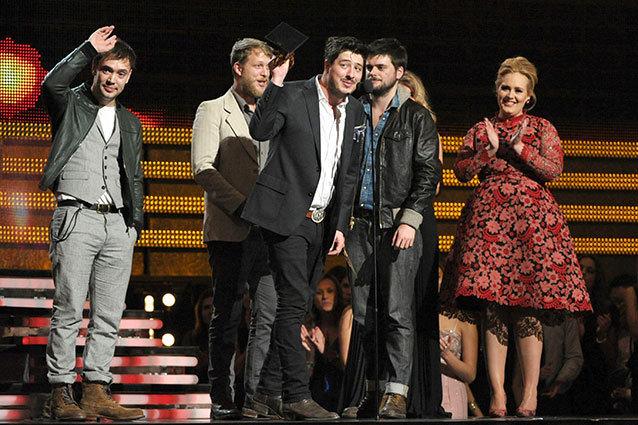 Mumford Sons Grammy Album of the Year