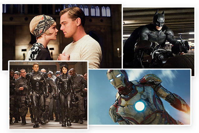 Photograph: Marvel; Warner Bros. Pictures(3)