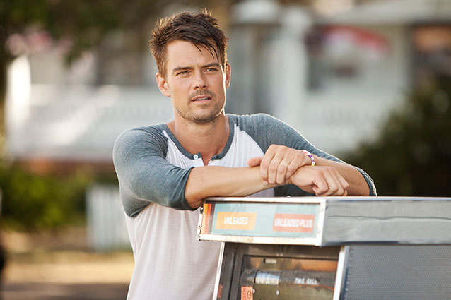 Josh Duhamel Safe Haven Interview