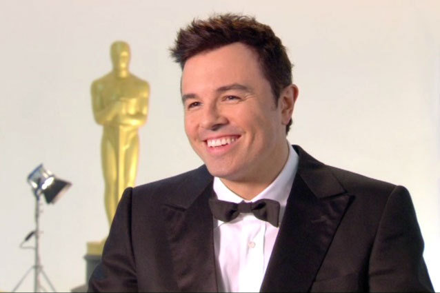 Seth MacFarlane, 85th Annual Academy Awards