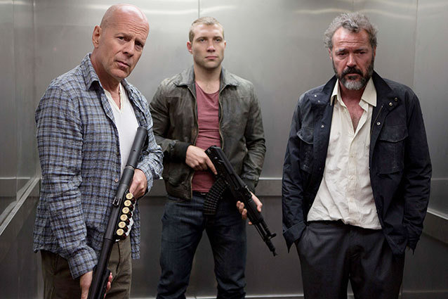 A Good Day to Die Hard Tops Box Office