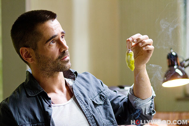 Colin Farrell Dead Man Down Exclusive