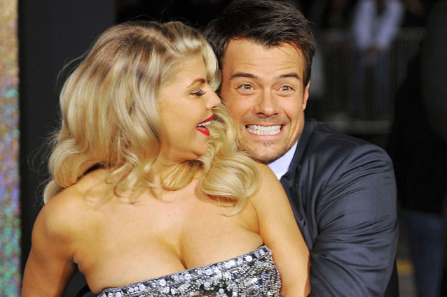 Fergie and Josh Duhamel Having a Baby