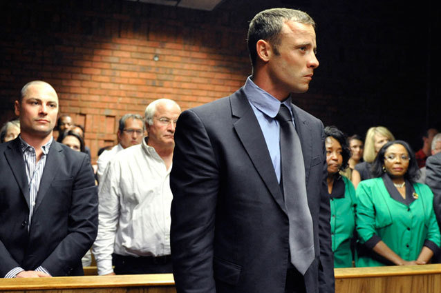 Oscar Pistorius faces premeditated murder charges