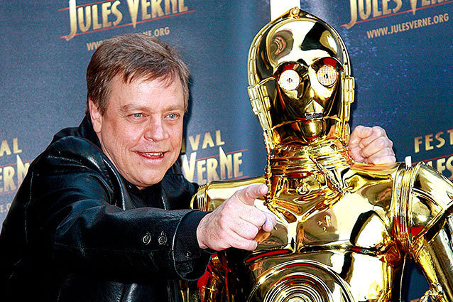 Mark Hamill talks Star Wars Episode VII