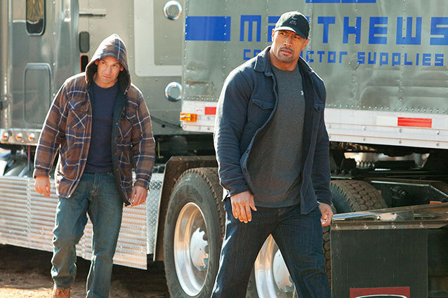 Snitch Review The Rock and Jon Bernthal