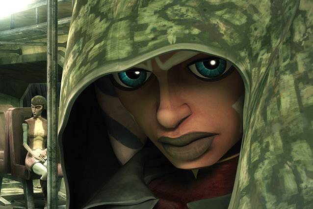 Ahsoka Allies With Asajj Ventress on 'Star Wars: The Clone Wars'