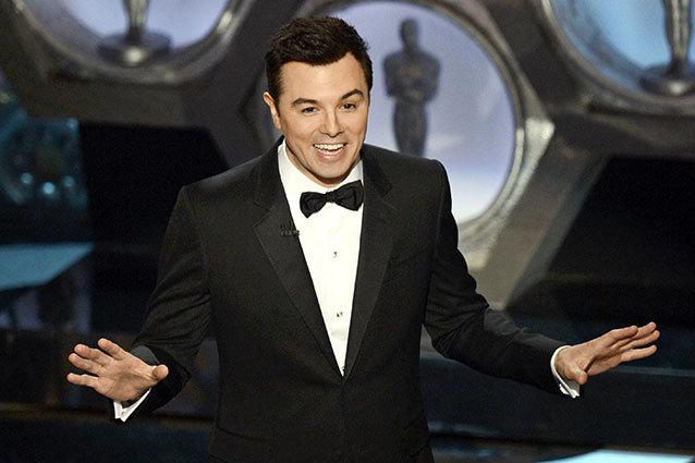 Seth MacFarlane 2014 Oscars