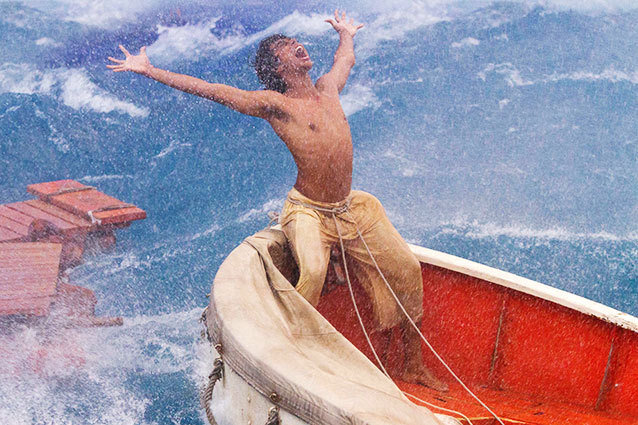 Life of Pi Oscars 2013 Ang Lee