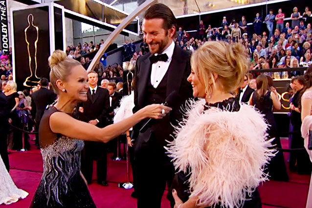 Kristen Chenoweth Bradley Cooper