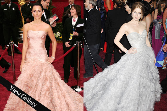 Oscars 2013 Red Carpet Lookalikes