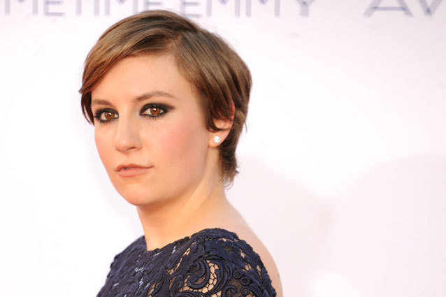 Lena Dunham Science of Beauty