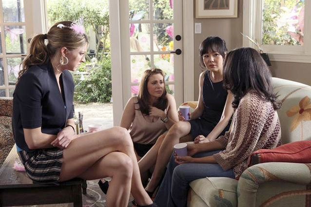 Mistresses premieres May 27 on ABC