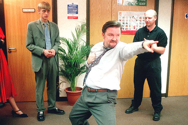 Ricky Gervais - The Office
