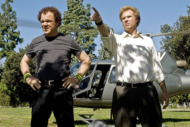 John C. Reilly and Will Ferrell