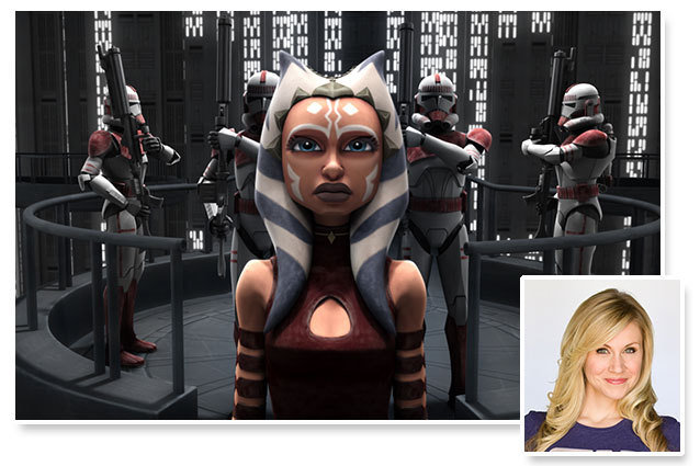 Ashley Eckstein Talks Ahsoka's Fate in the Star Wars The Clone Wars Finale