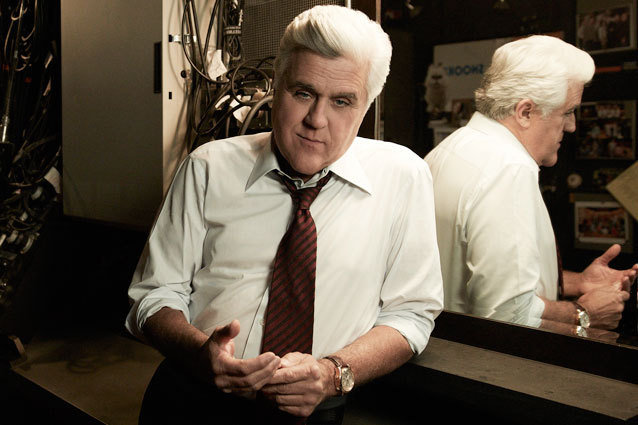 Jay Leno getting replaced?