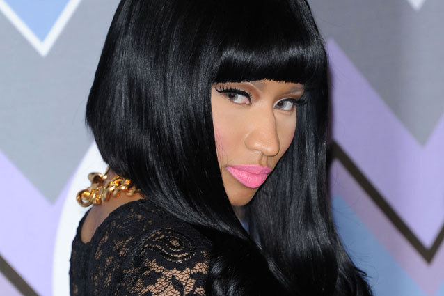 These are things we expect from pop star and American Idol judge Nicki Minaj ...