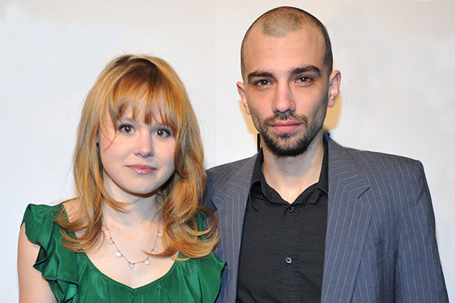 Jay Baruchel and Alison Pill Split
