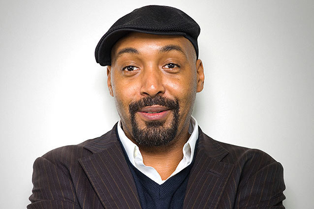 Jesse L Martin as Marvin Gaye