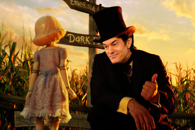 Dr. Oz the Great and Powerful