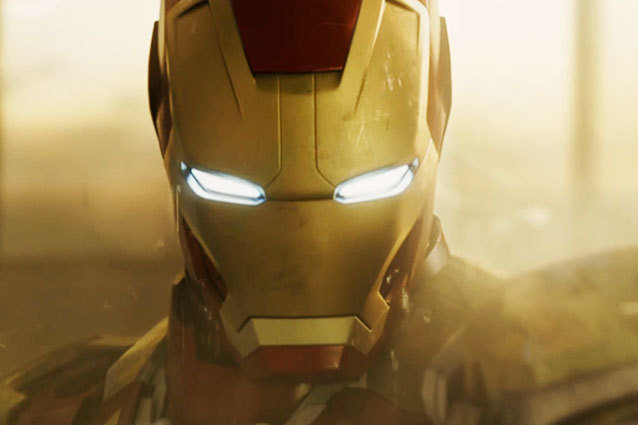 Iron Man 3 Trailer Extremis