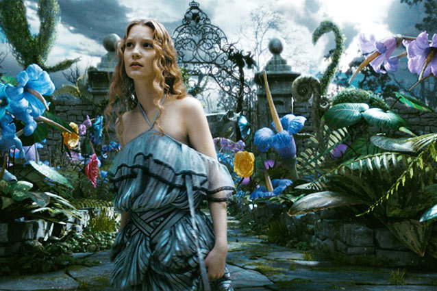 Tim Burton's Alice in Wonderland