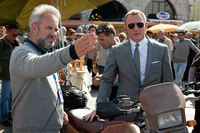 Sam Mendes Not Directing Bond 24