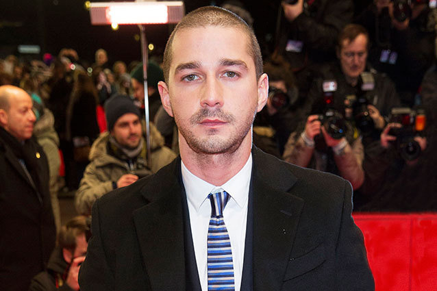 Shia LaBeouf Wages a Twitter War with Alec Baldwin
