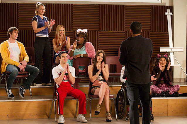 Glee Spice Girls